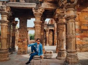 Qutub Minar Featured