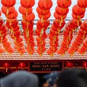 Kirab Budaya Kelenteng Hong San Kiong Gudo Jombang 2019 6