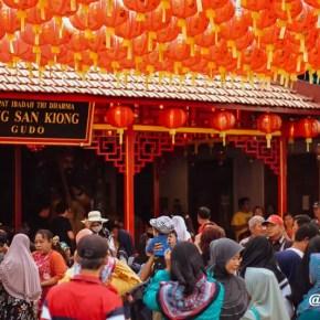Kirab Budaya Kelenteng Hong San Kiong Gudo Jombang 2019 7