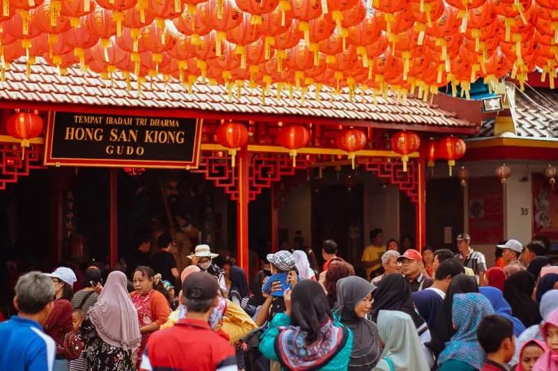 Kirab Budaya Kelenteng Hong San Kiong Gudo Jombang Featured