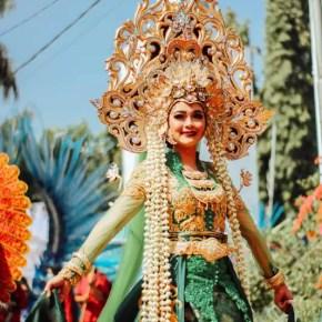 Pawai Budaya Jombang 2019