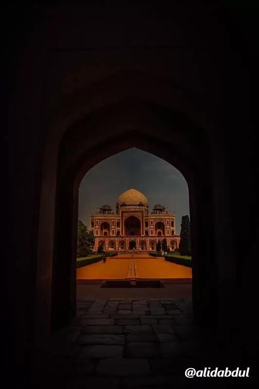 Humayun Tomb Featured