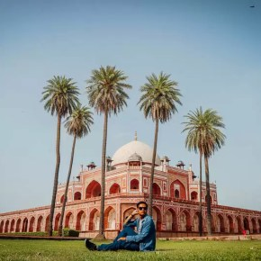 Humayun Tomb Featured