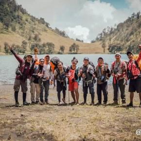 Pendakian ke Ranu Kumbolo 8