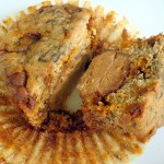 PB Ball Banana Cinnamon Chip Muffins