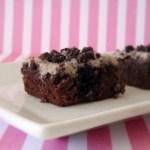 Mint Cookies 'n Cream Brownies