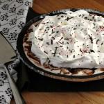 Easy Ice Cream Pie