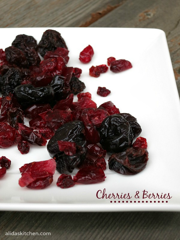 Cherries & Berries from Graze Box   alidaskitchen.com