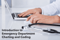 ED charting and coding computer-charting-TEXT-canstockphoto17902161