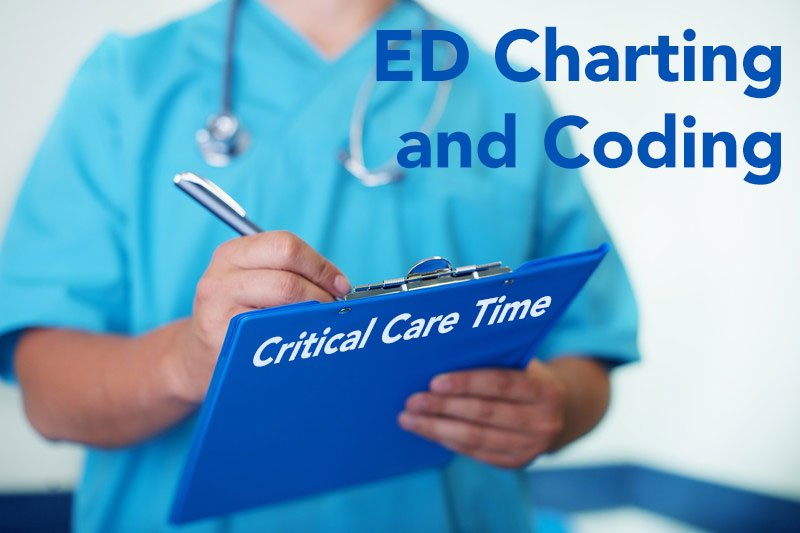 ED Charting and Coding: Critical Care Time