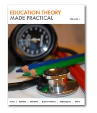 education theory made practical cover page