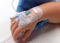 Pediatric Ultrasound-Guided Peripheral IV Access