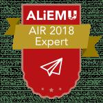 ALiEMU expert badge