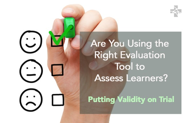 Evaluation Tool for Learners - Validity on Trial