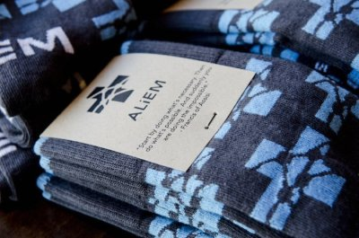 ALiEM Socks Quote