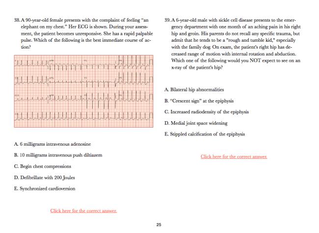 in-training exam prep book screenshot 2