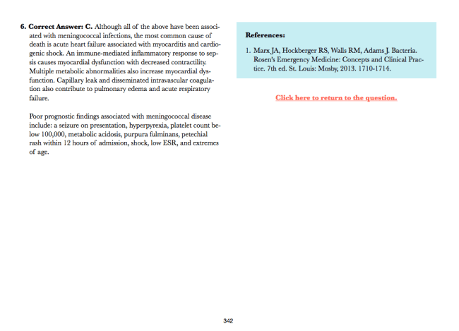 in-training exam prep book screenshot 3