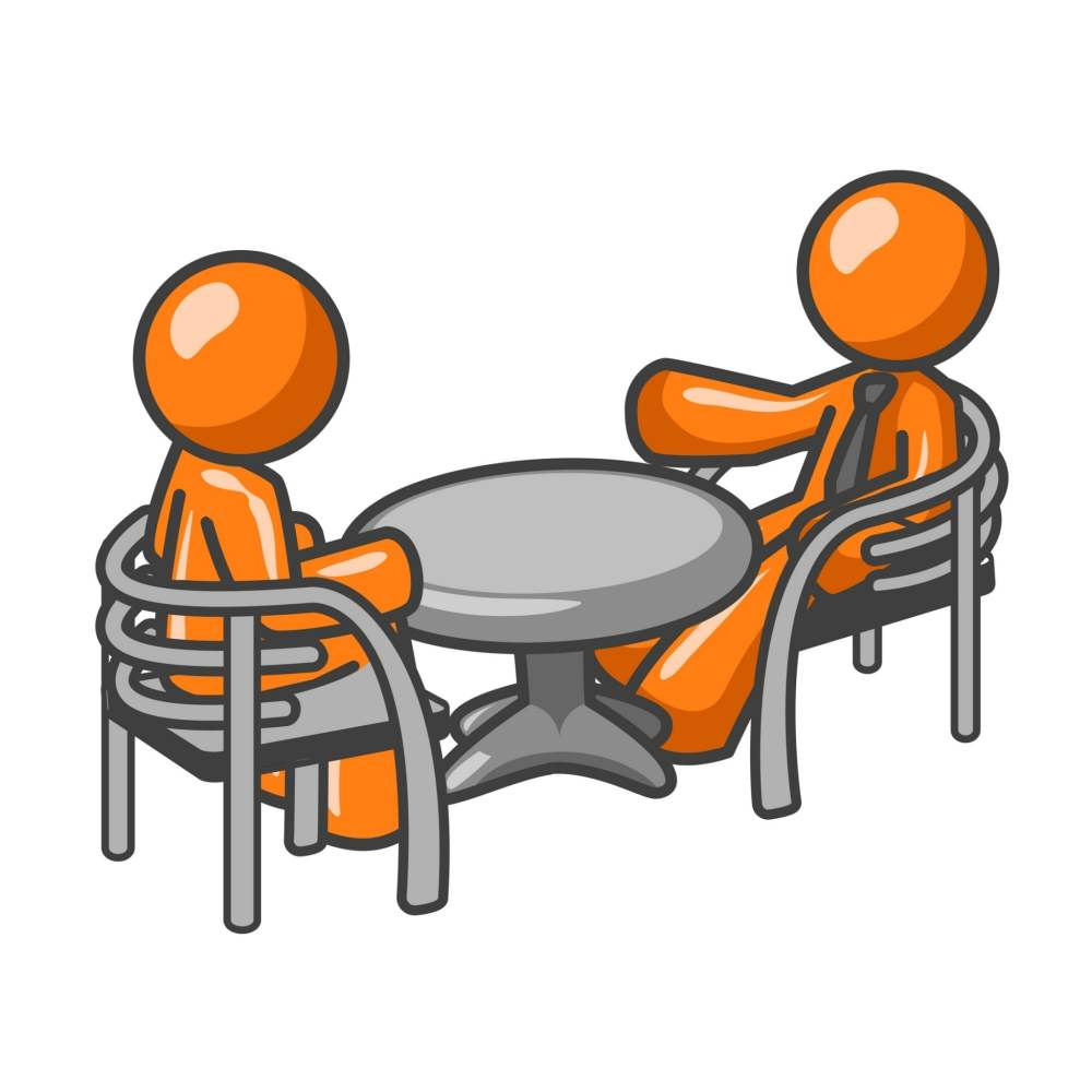 medium resolution of interview