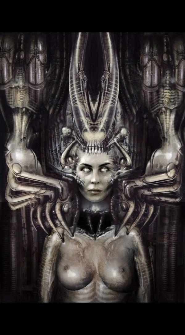 Alien Creatures Dane Hallett - Covenant Forum