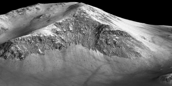 MARS AKA Soon To Be Ski Resort & Spa