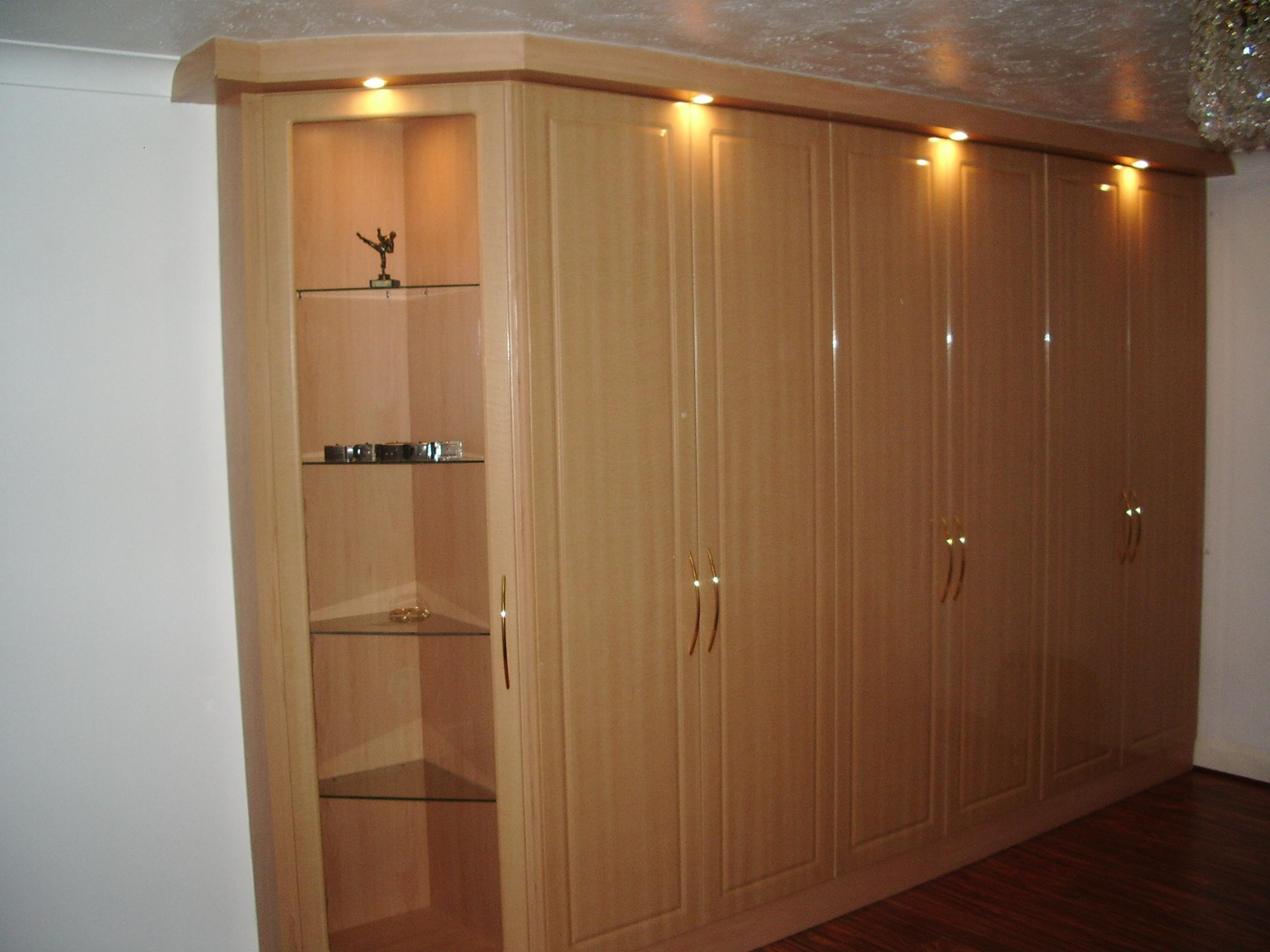 What is a Fitted Wardrobe  How is the Installation