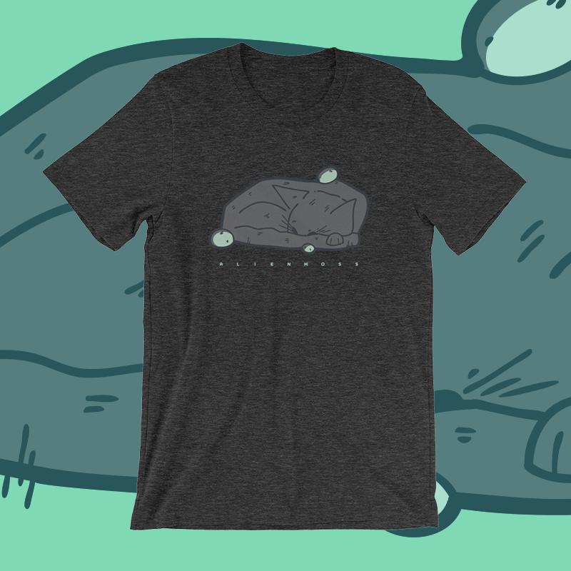MOSSCAT T-Shirt
