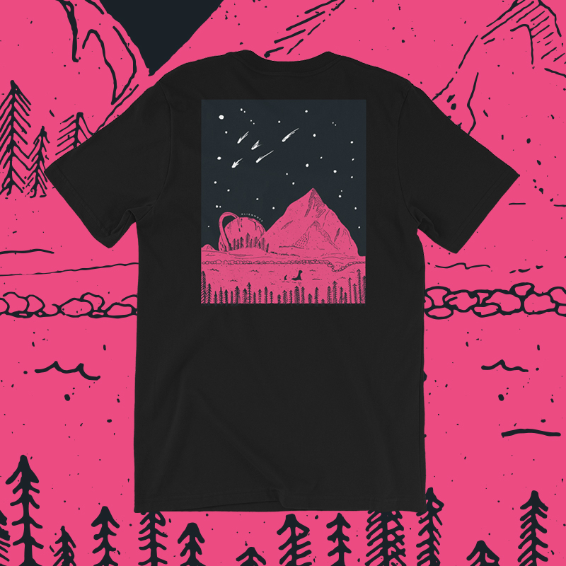 Sleeping World T-Shirt