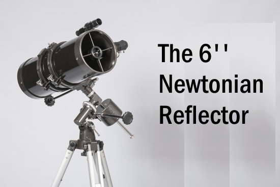 the reflector telescope