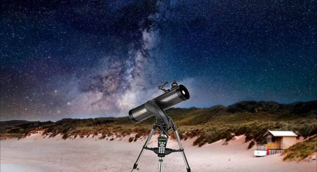Celestron Nexstar 130 SLT Review – The Best Astrophotography Telescope