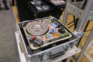 Numark PT-01 USB W/ Jesse Dean Fader and Case NAMM Show 2018