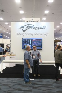 Powersoft Booth NAMM Show 2018