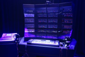 Roland Boutique Display NAMM 2018