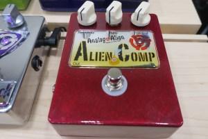 Analog Alien Alien Comp NAMM 2018