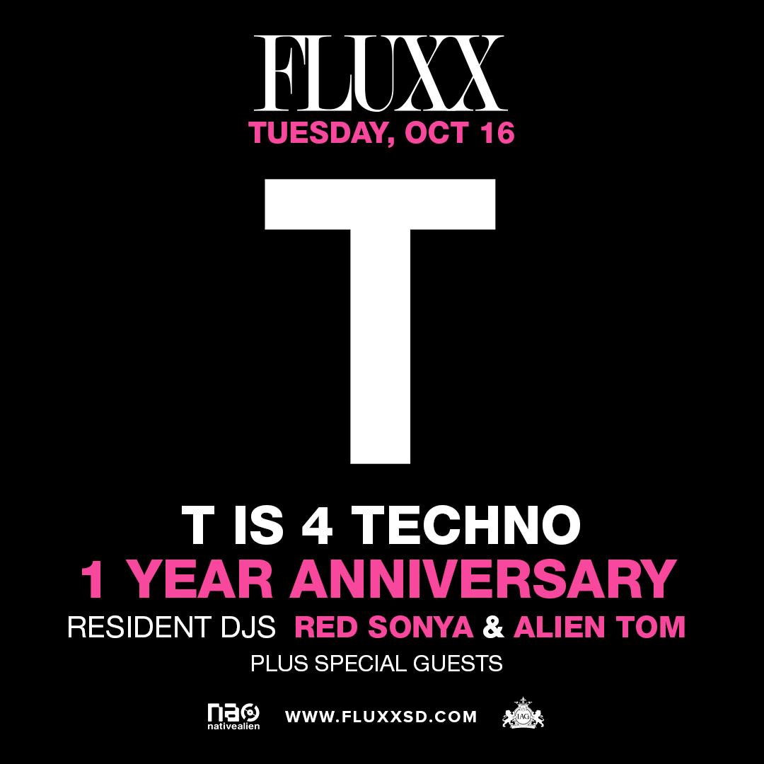 Fluxx Nightclub Techno