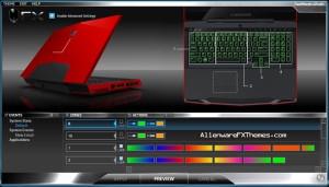 FastMorph v2 M17x Alienware FX Theme