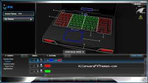 RGB M14x Alienware FX Theme