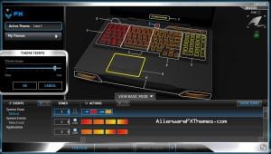 Lava 2 M17x R3 R4 Alienware FX Theme