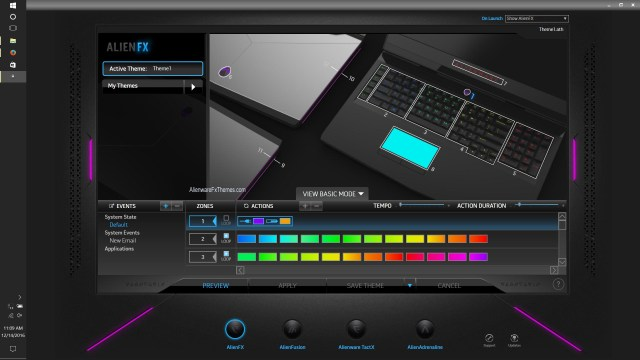 Spectrum by Jonathan Alienware 17 R4 Fx Theme