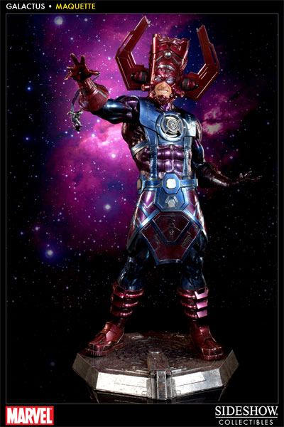 Sideshow Galactus Just Arrived Nearly 3 Feet Tall