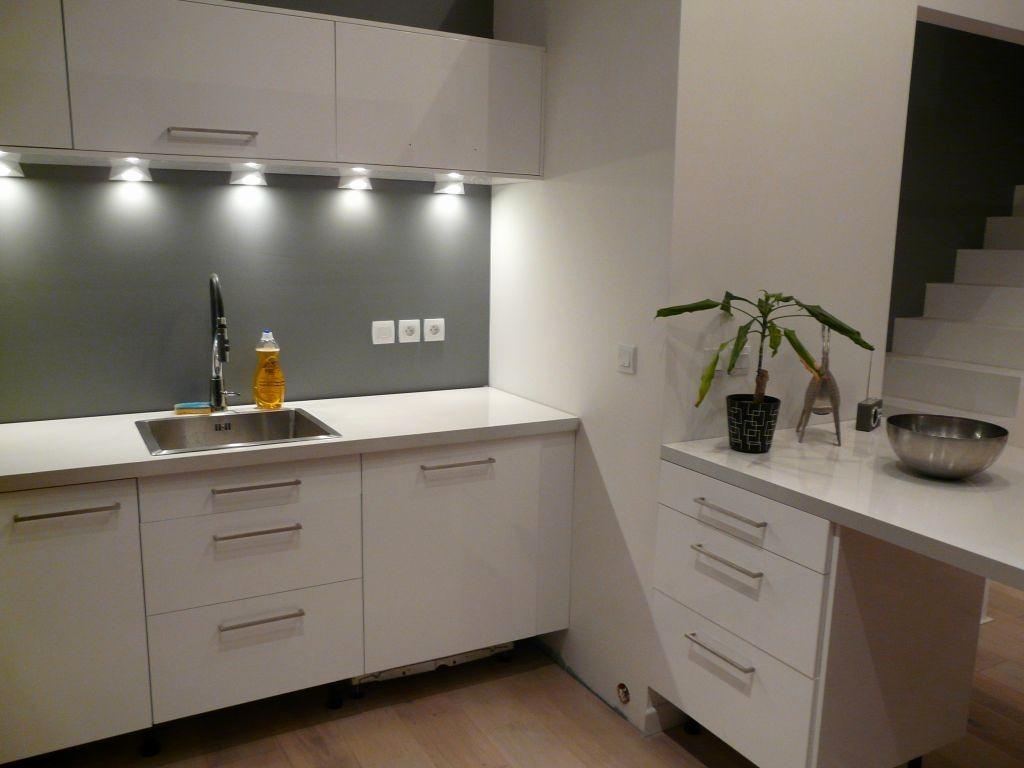 Meuble Haut Cuisine Ikea Blanc Idée Pour Cuisine