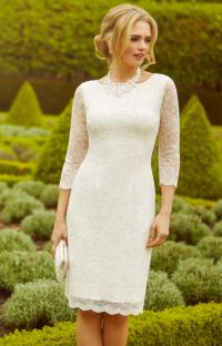 Katherine Lace Wedding Dress Ivory - Wedding Dresses ...