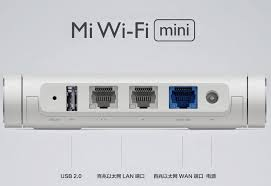 mini router xiaomi wi-fi Mi 2
