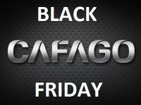 Ofertas Black Friday & Cyber Monday en Cafago 2018