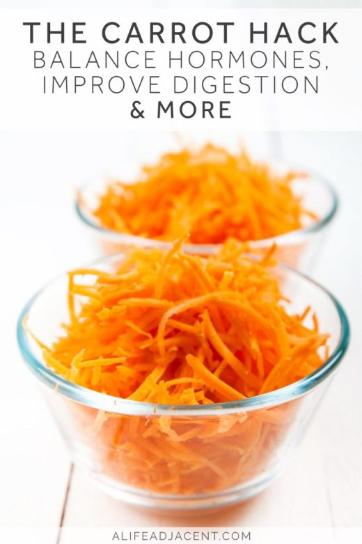 What if there was one vegetable that could improve your skin, combat inflammation, and lower stress hormones like estrogen & cortisol? Learn how the unique properties of raw carrots can help you achieve better overall health with just one serving a day. Based on the research of Dr. Ray Peat on estrogen, inflammation and endotoxin. #RayPeat #DrRayPeat #CarrotSalad #Inflammation #Cortisol #Estrogen #BetterSkin #HormoneHealth #Hormones #SkinTips