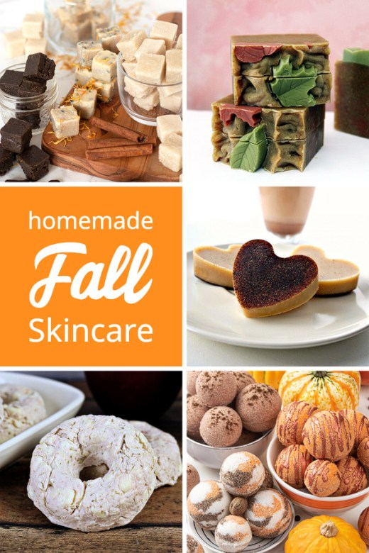 Homemade fall skincare recipes