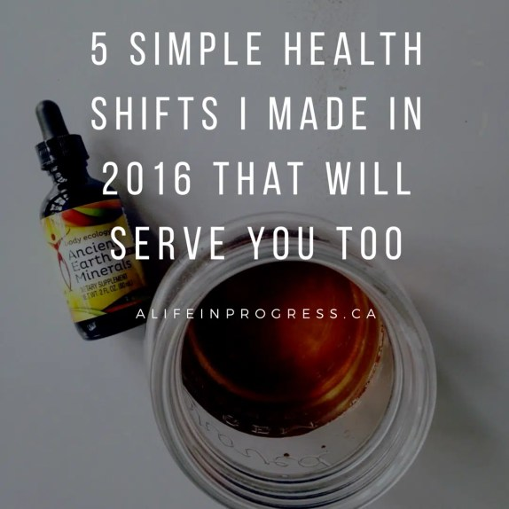 simple health shifts