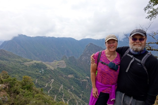 Hike the Inca Trail to Machu Picchu. Check! Still a bit teary-eyed and super proud of my accomplishment.