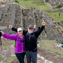 Hiking the Inca Trail to Machu Picchu!