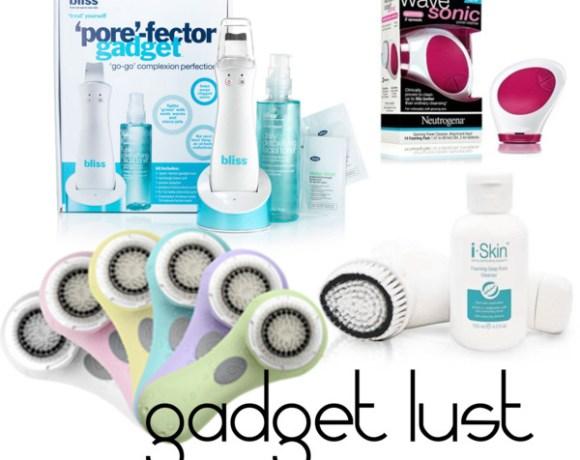 Beauty Gadget Lust