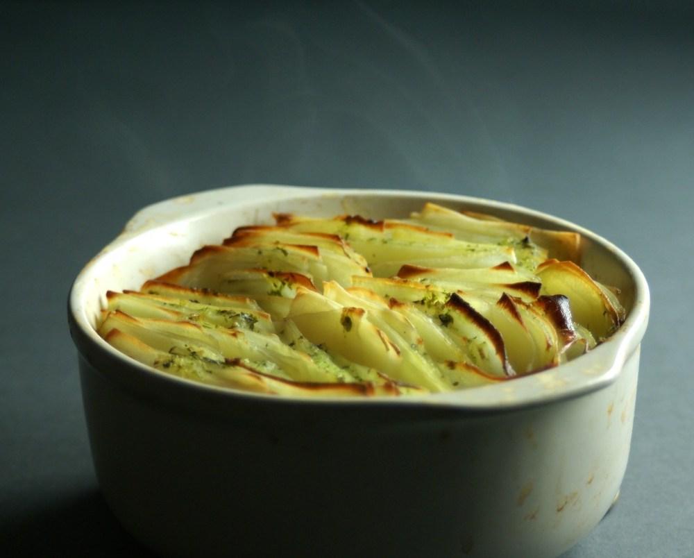 2 ways with potatoes